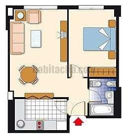 Apartamento en Madrid. Vendo apartamento en las tablas (vodafone y tele5) Calle maria tubau, 15