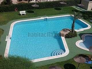 Apartamento  con piscina en Alicante. 50 metros del mar, con vistas Musico mira, 8