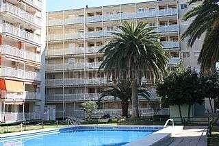 Alquiler Apartamento  con piscina en Salou. Salou  alquilo o vendo apartamento Calle logro�o,13