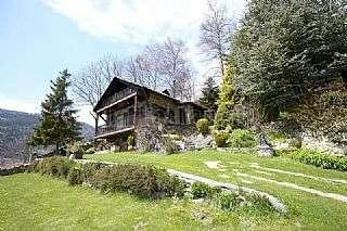 Casa en Vilallonga de Ter. Casa  piedra espectaculares vistas valle camprd�n Tregur�,17869