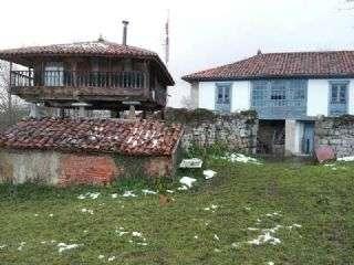 Finca r�stica en Grado. 8000 m2 de terreno, 400 de vivienda y auxiliares Villandas (santa maria de villandas),1