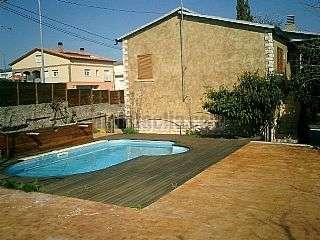 Alquiler Casa en Sant Jaume dels Domenys, Els arquets. Casa a 4 vientos con piscina Carrer garbi,2