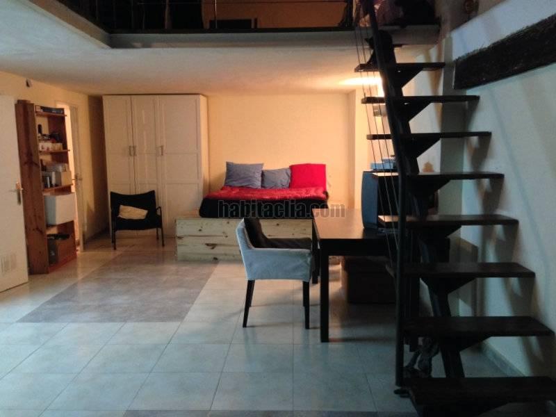 Estudio por en carrer side loft en venta en el - Casco antiguo de barcelona ...