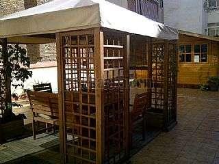 Alquiler Piso en Hospitalet de Llobregat (L�), San Jos�. Piso seminuevo con terraza a nivel de 130 m2 C/enricprat dela riba,107