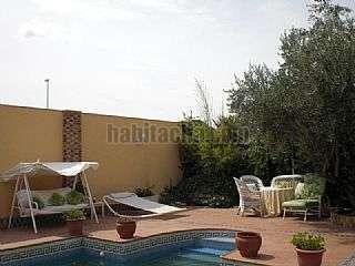 Alquiler Casa en Villalbilla. Chalet independiente con jardin en pe�as albas Calle alemania,140