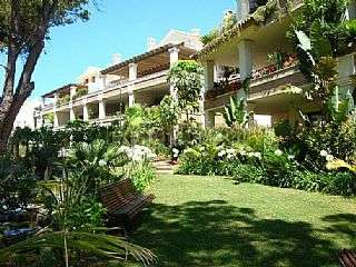 Alquiler Piso en Marbella. Piso de super lujo en urbanizaci�n 1� l�nea playa Urbanizaci�n los monteros playa,