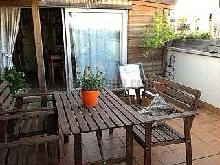 Casa en Terrassa, Vallparad�s. D�plex invertido con las ventajas de una casa Carrer salvador busquets, 42
