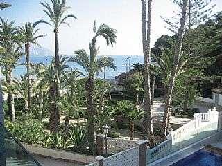 Apartamento  con piscina en Benidorm. Primera linea de playa. Calle cala, 2